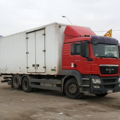 CAMION MAN TGS 28.320