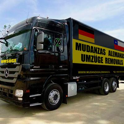 Nuevo camión