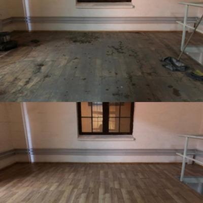 Renovacion de pisos