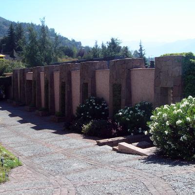 Casa 1 y su estacionamiento