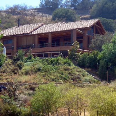 Casa 2 - Vista Frente