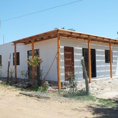 Presupuesto construir casa panel sandwich online habitissimo - Casas de panel sandwich ...