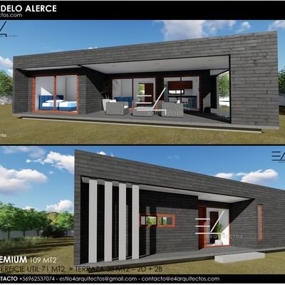 Casa Alerce Premium