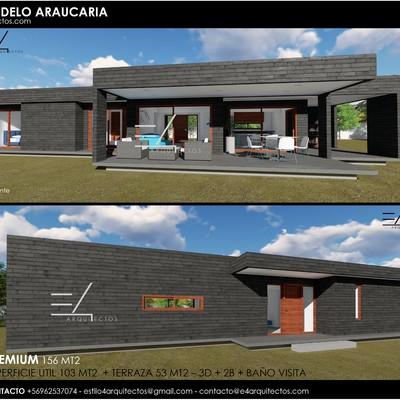 Casa Araucaria Premium