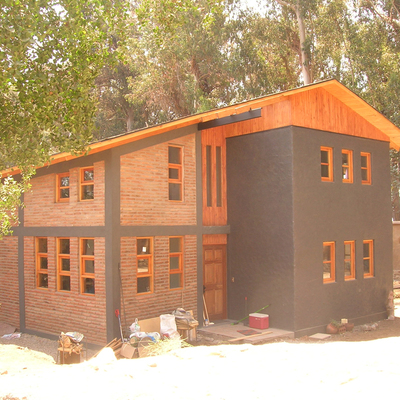 Casa Comunidad Ecologica Peñalolen