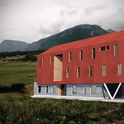 Casa de Huespedes Universidadd Austral campus Coyhaique