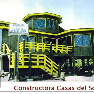 Casa del Torreón / Rocas de Santo Domingo