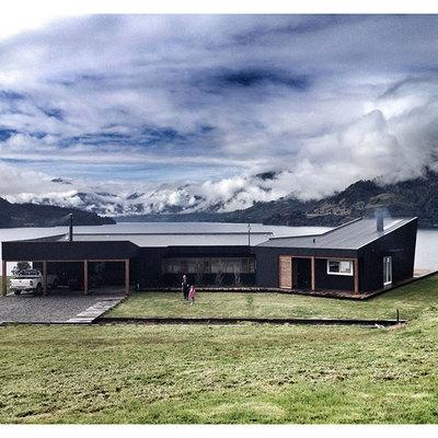 Casa en el lago Rupanco