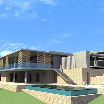 Casa Lo Barnechea