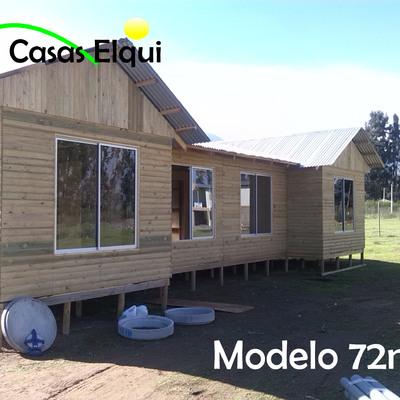 Casa Prefabricada 72m2