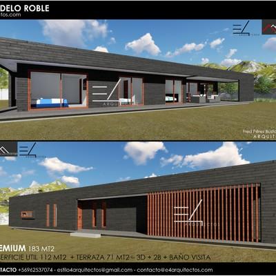 Casa Roble Premium