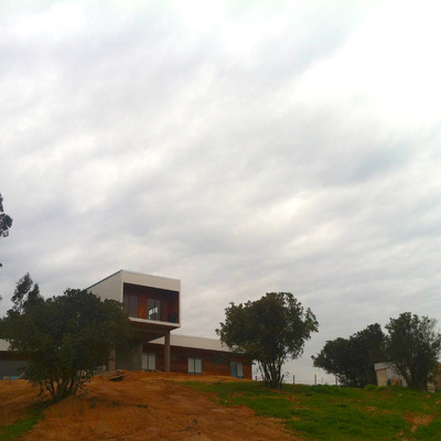 Araya ARQ. Casa Unda