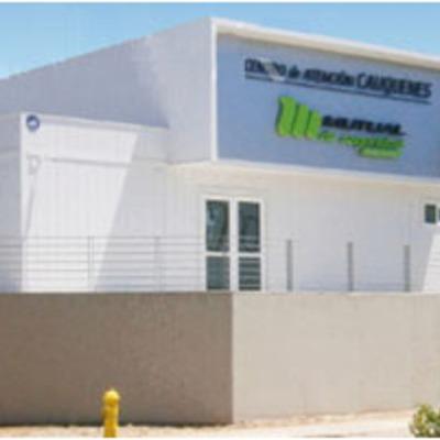 Centro de Atención de Salud Cauquenes, Mutual de Seguridad.
