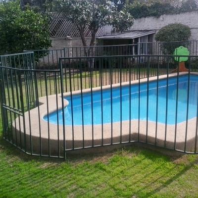 reja piscina