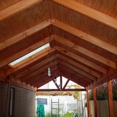 presupuesto hacer cobertizo de madera online habitissimo