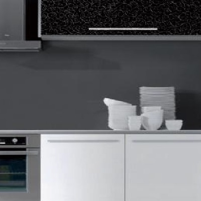 Cocina Linea Black & Withe