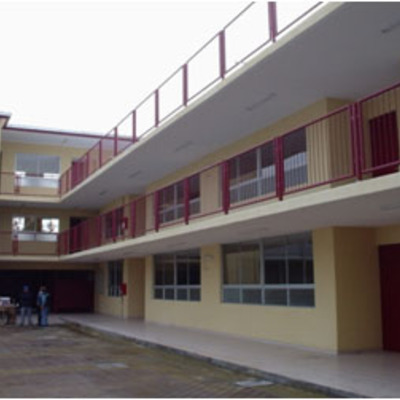 Colegio San Antonio, Santiago.