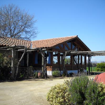 Construcción Casa Santa Cruz.