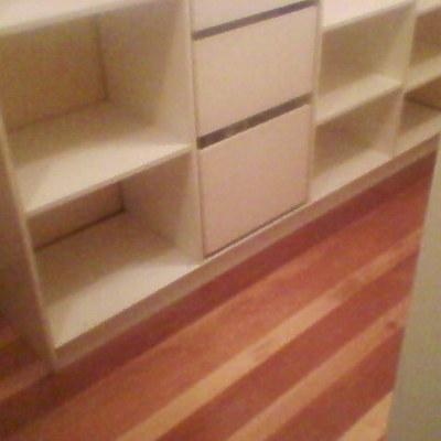 construccion closet