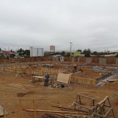 construcción jardín infantil