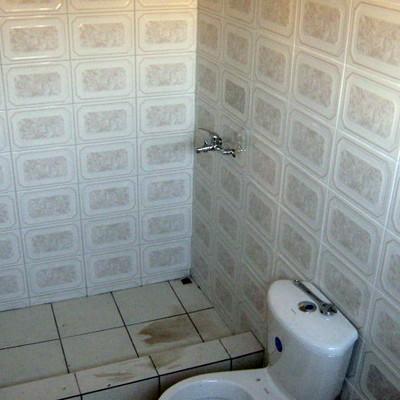 construccion sala de baño