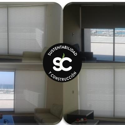 cortinas rollers Reñaca
