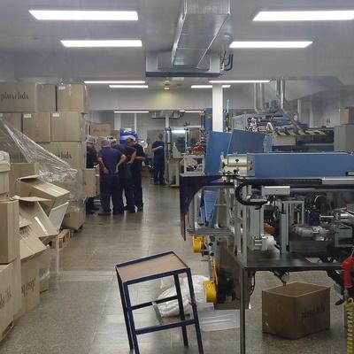 Implementación Industrial Reciente