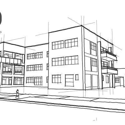Edificio Lineas