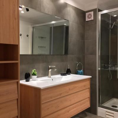 Proyecto Alcantara - Baño 1