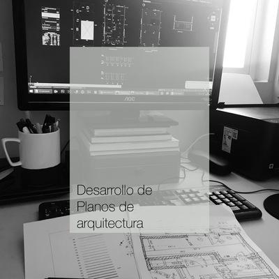 Levantamiento de Planos de Arquitectura