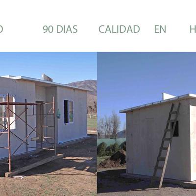 Baubeton casas modulares hormigon las condes - Casa modulares hormigon ...