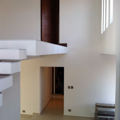 Detalle interior casa Mitre