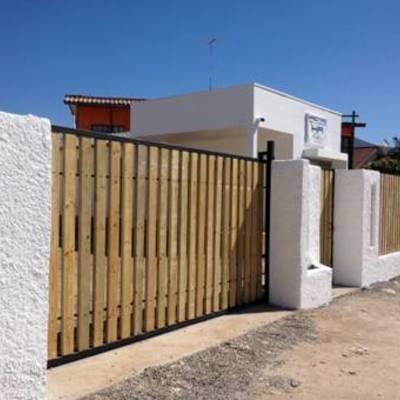 Diseño de cierres perimetrales