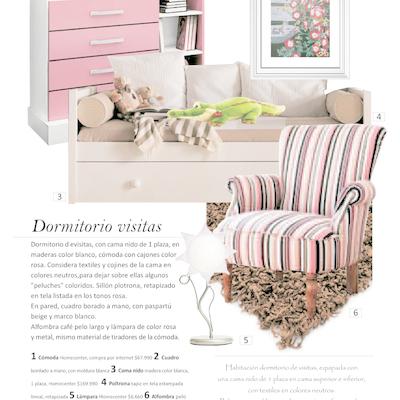 Dormitorio de Visitas