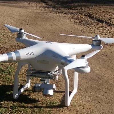 Fotogrametria con Drones profesionales