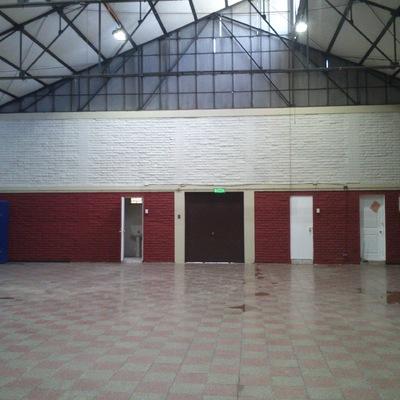 Pintura gimnasio Colegio Salesianos
