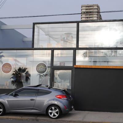 Remodelación y reconstrucción de Pub Exitus - Antofagasta.