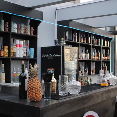 Reconstrucción y Remodelación de Pub Exitus- Antofagasta.