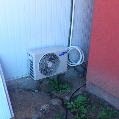 Instalacion y mantencion de equipos de aire acondicionado y refrigeracion