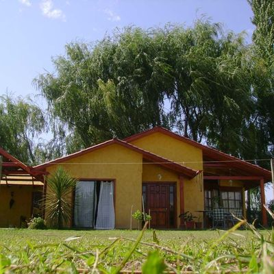 Casa estandar con paneles y aislante fibra