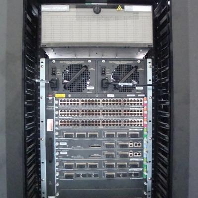 Instalacion de Chasis CISCO Serie 44XX