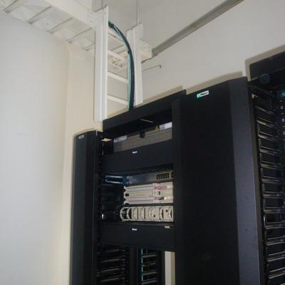 Equipamiento para recepcion de servicios de Proveedores de enlace
