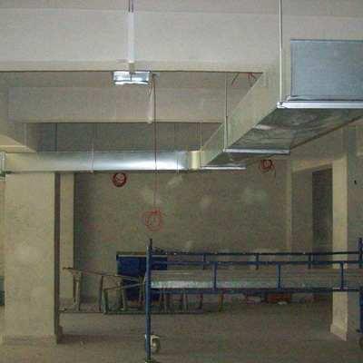 Ductos para renovacion de aires