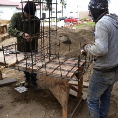 Construcción quinchos