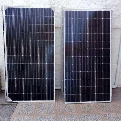 Paneles fotovoltaicos sistema fotovoltaico Buin