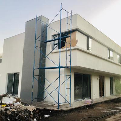Construcción casa el Toqui