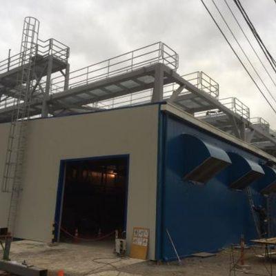 Construcción y Ampliación Edificio de Producción de Generación Eléctrica