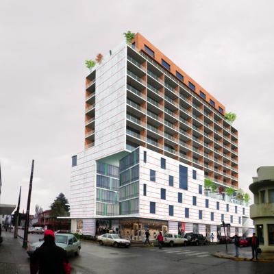 Edificio Multiprogramatico Valdivia