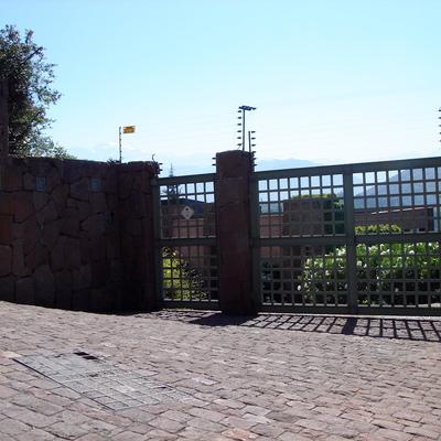Entrada a Casa 1