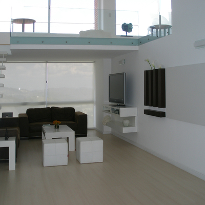 Remodelación comerdor y sala de estar